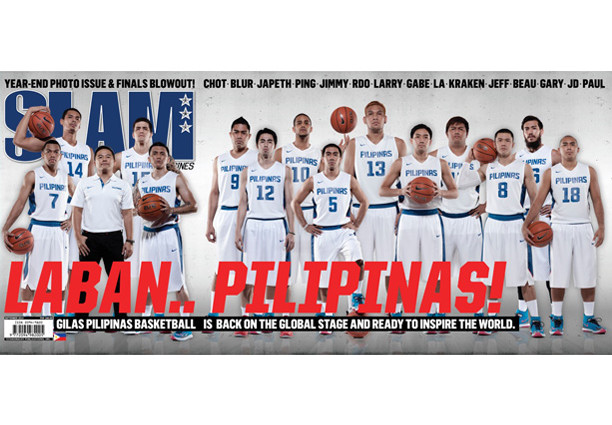 SLAM #181: LABAN PILIPINAS