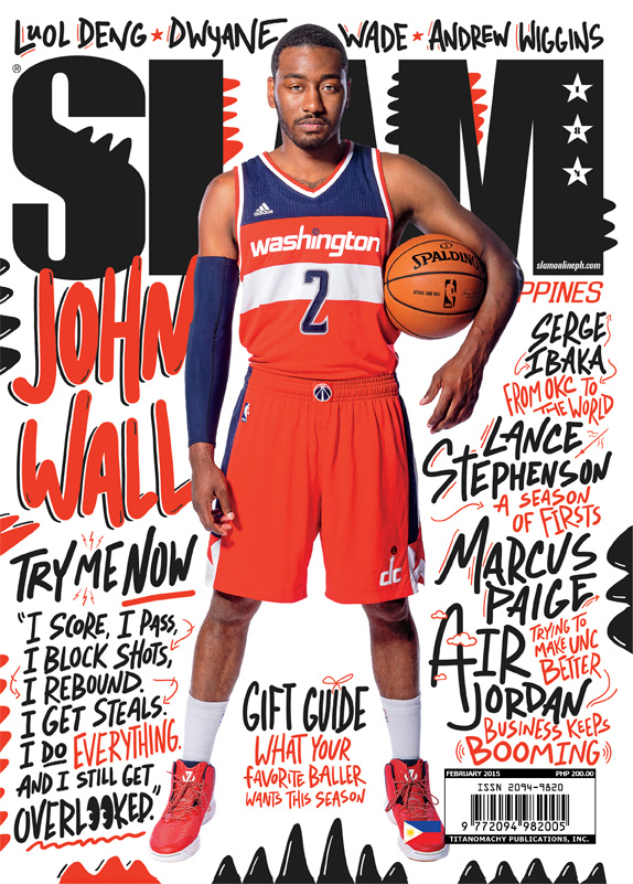 SLAM # 184 OUT NOW!!!