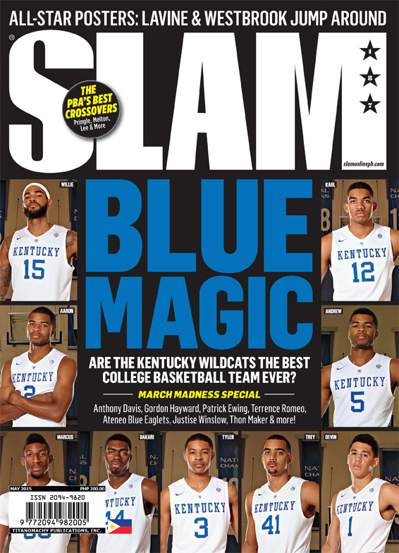 SLAM #187 is OUT NOW!