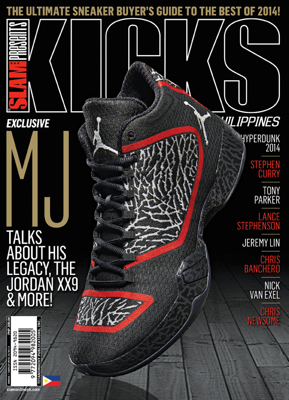 SLAM presents KICKS 2014 OUT NOW!!!