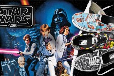 VANS x Star Wars collection