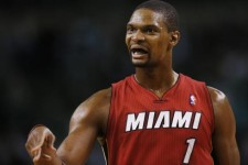 VIDEO: Chris Bosh on The Ellen Show as guest DJ