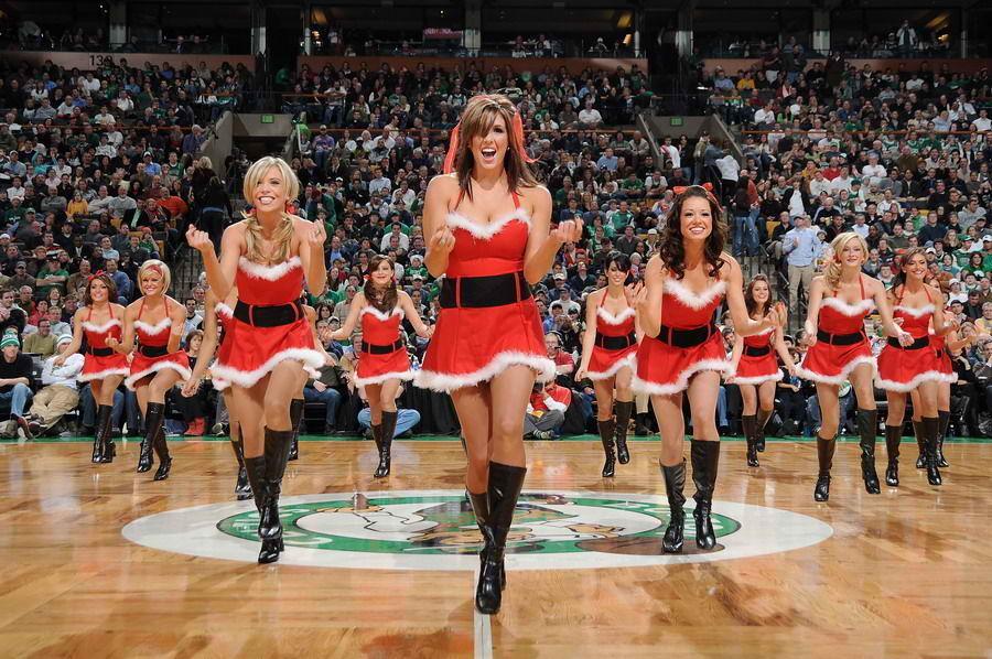 VIDEO: NBA-Themed Christmas Carols and a Hot Girl Talking NBA. Happy Holidays! - SLAMonline ...