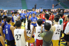 GALLERY: Nike Rise begins tryouts with Dagupan leg