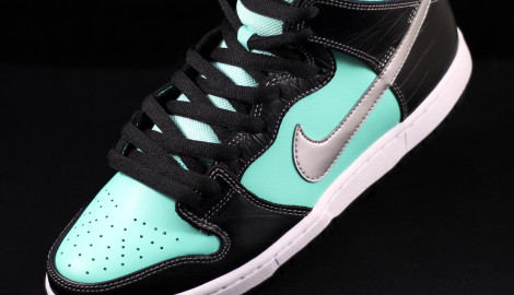 weLegendary to release the Nike Diamond Dunk High SB