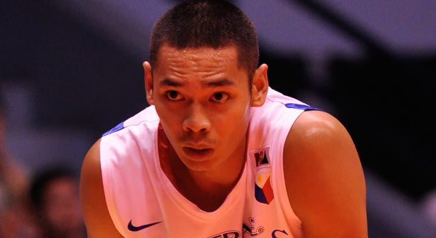 Japeth Aguilar Works Out for Two NBA Scouts