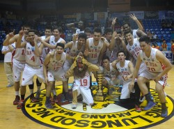 San Beda Red Lions too much for DLSU Green Archers, claim 2015 FilOil title