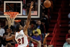 Hassan Whiteside turns in triple-double to boost his NBA 2K15 rating