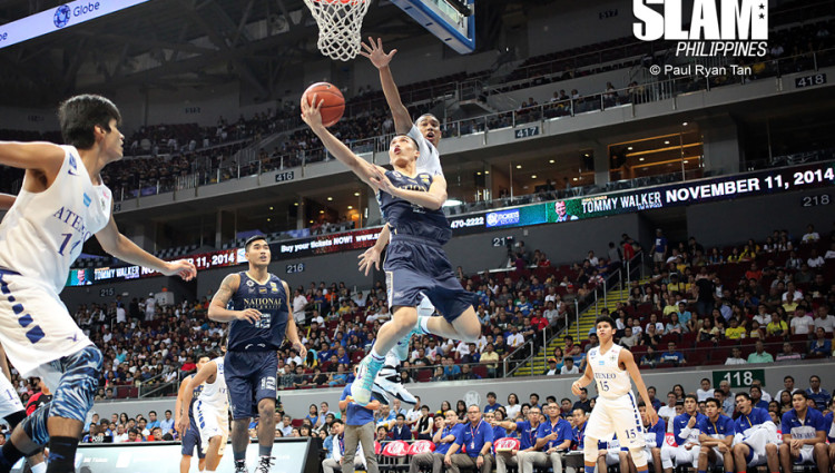 Spotless no more: NU Bulldogs end Ateneo Blue Eagles' perfect run