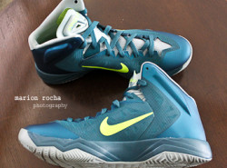 SLAM SNEAKER REVIEW: NIKE ZOOM HYPERQUICKNESS