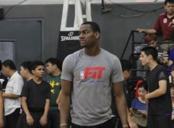 Brian Shaw, Alec Burks lead NBA Fit adiNations Skills Camp
