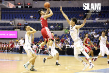 NU vs UE playoff for fourth place to push through