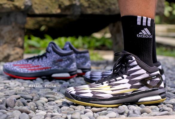 SLAM SNEAKER REVIEW: adidas Crazy Light Boost