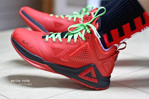 Car & Co. - Peak Tony Parker Basketball Shoes Peak TP1 TONY PARKER