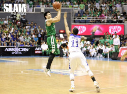 We live in the time of Jeron Teng and Kiefer Ravena