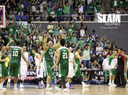 10 observations from La Salle vs Ateneo – S77 round two