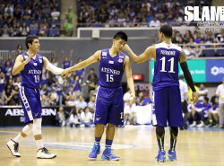 Palms to the sky: Ateneo outhustles UST to enhance Final 4 bid
