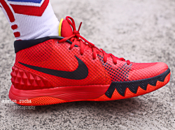 SLAM SNEAKER REVIEW: Nike Kyrie 1
