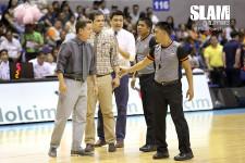 Lion(heart) in the Tigers' den: Alvin Patrimonio joins UST coaching staff