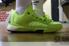 SLAM Sneaker Review: adidas Crazy Light Boost 2015