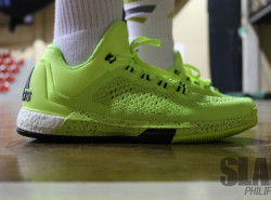 SLAM Sneaker Review: adidas Crazy Light Boost 2015