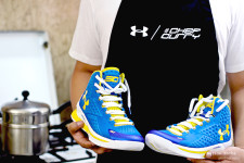 SLAM SNEAKER REVIEW: Under Armour Curry One