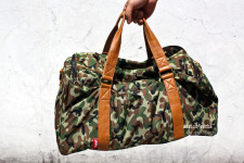 FLUD x MAYOR: The only backpack and duffle bag you need for your sneakers