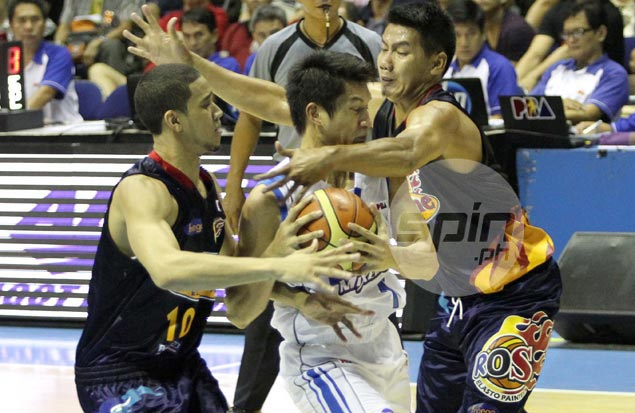 Philippine Cup SF Series Preview: San Mig Coffee vs Rain or Shine
