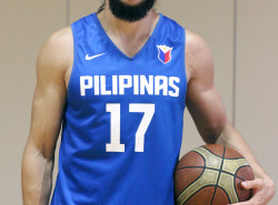 Gilas' Jared Dillinger checks in with SLAM from Spain