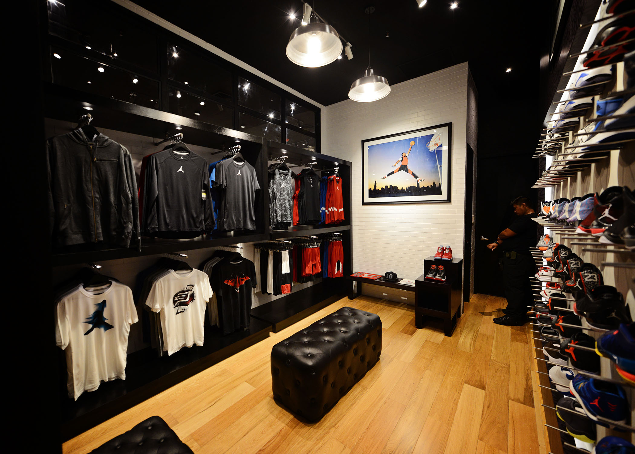 Jordan Brand Space at Titan Shangri-La