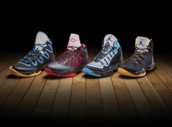 Time to Shine: The Jordan Brand Playoff Pack