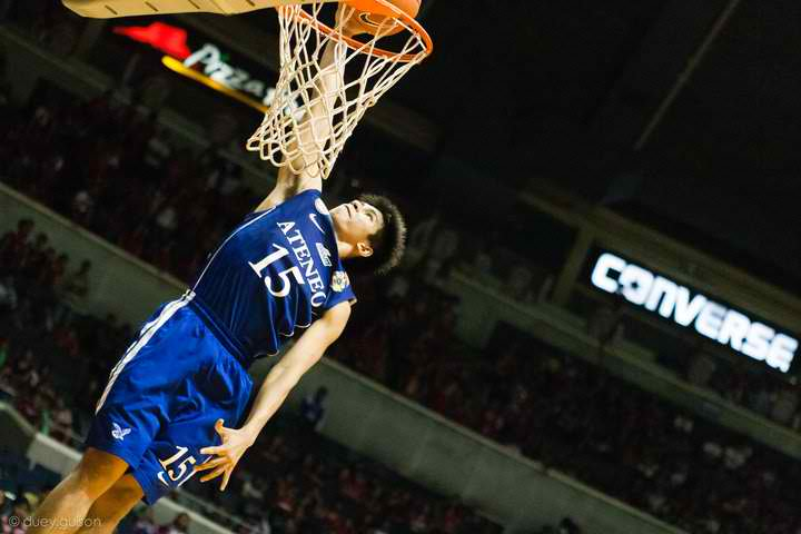 VIDEO: Kiefer Ravena Gets Disrespectful