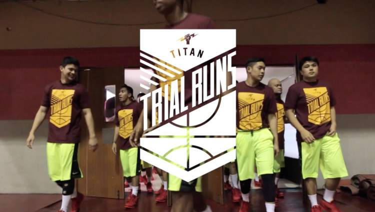 VIDEO: Titan Trial Runs- Nike Kyrie 1