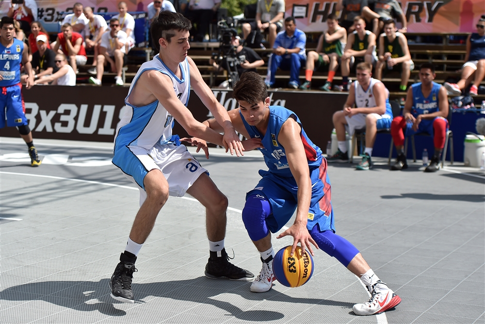 Team Pilipinas fails to make it out of pool stage in 2015 FIBA 3×3 U18 World Championships