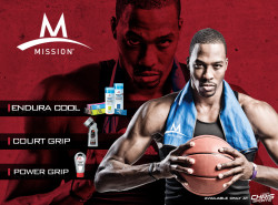 Mission Athletecare is now available at Chris Sports