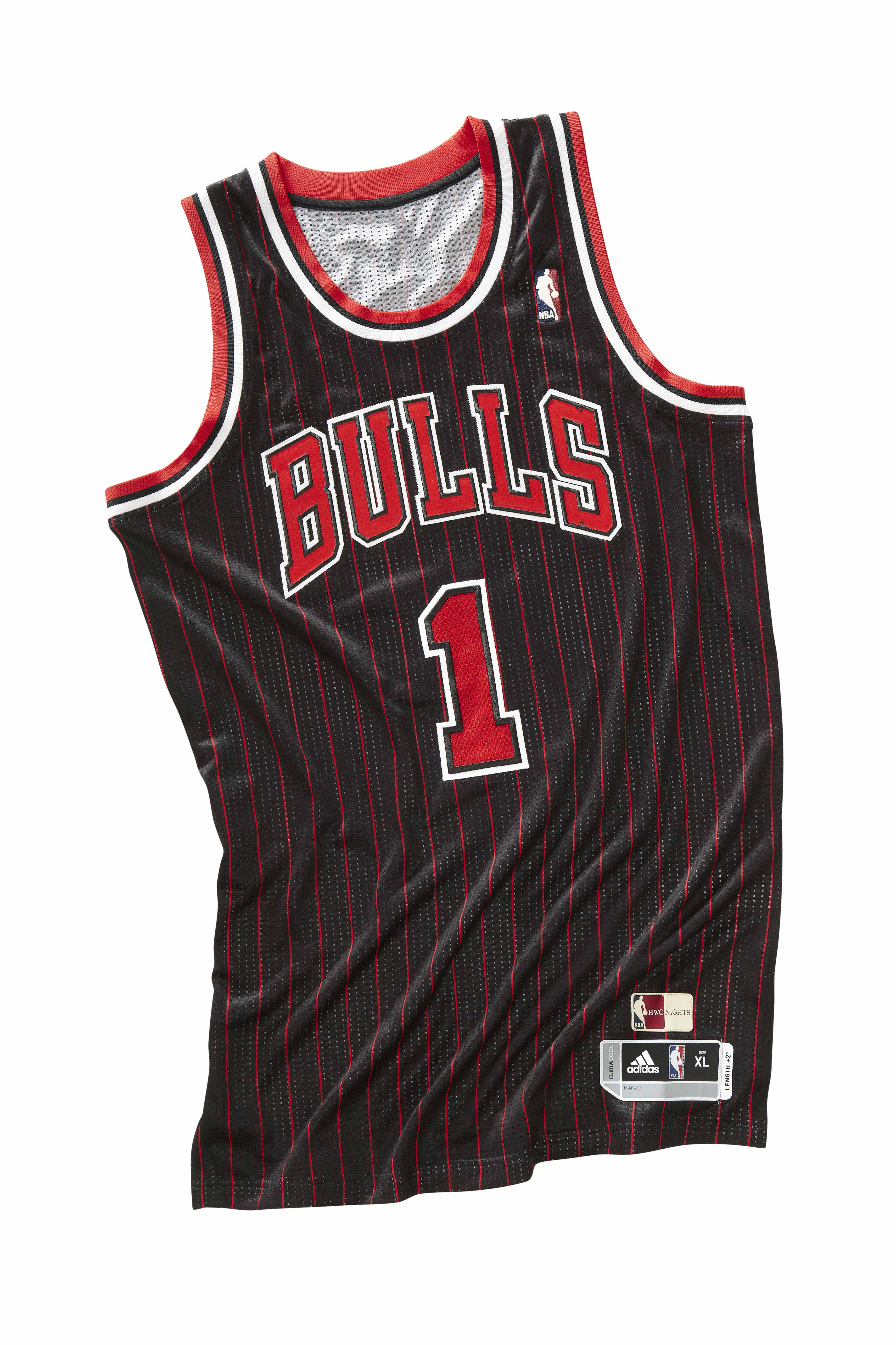 NBA Hardwood Classics - Chicago Bulls