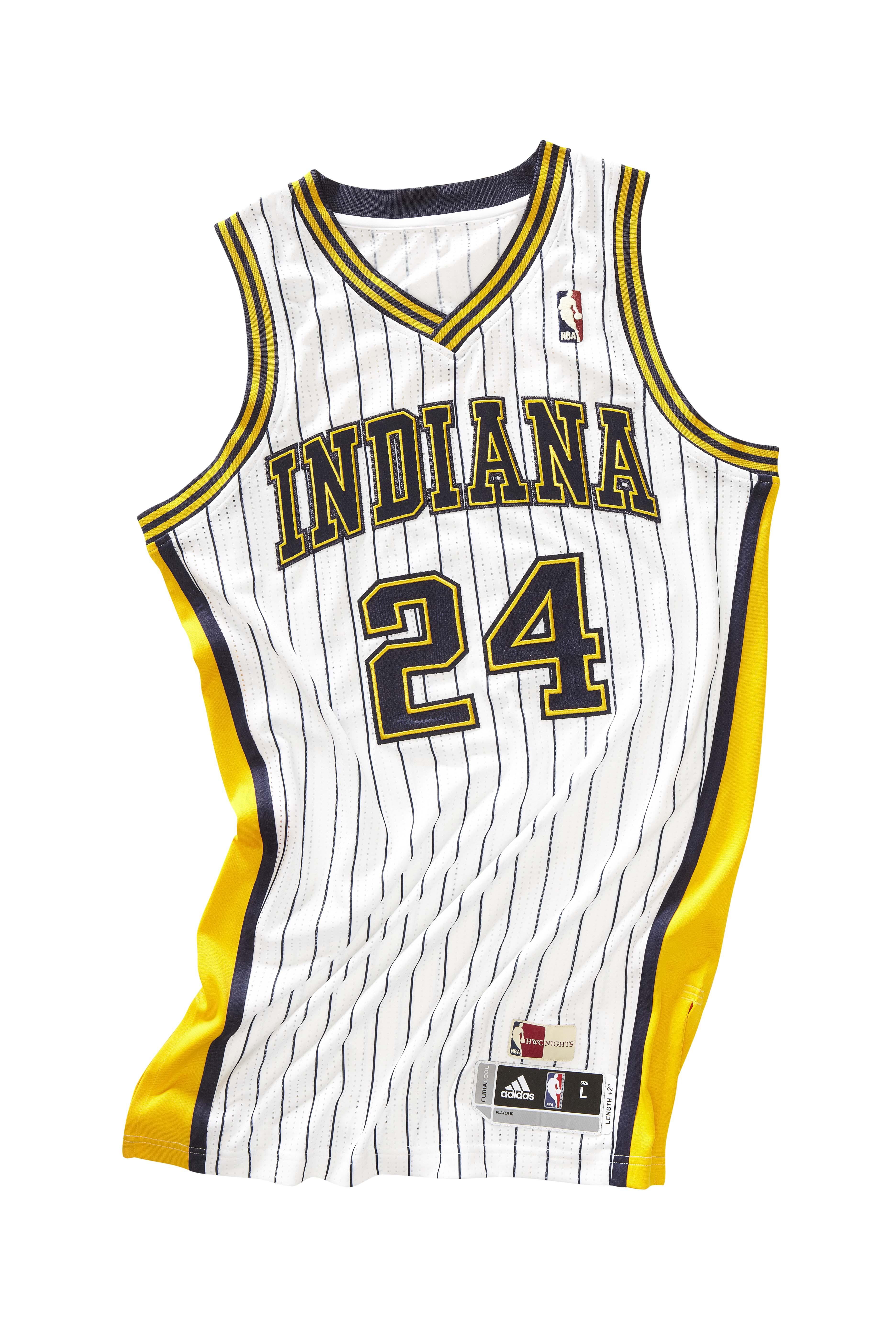 NBA Hardwood Classics Indiana Pacers