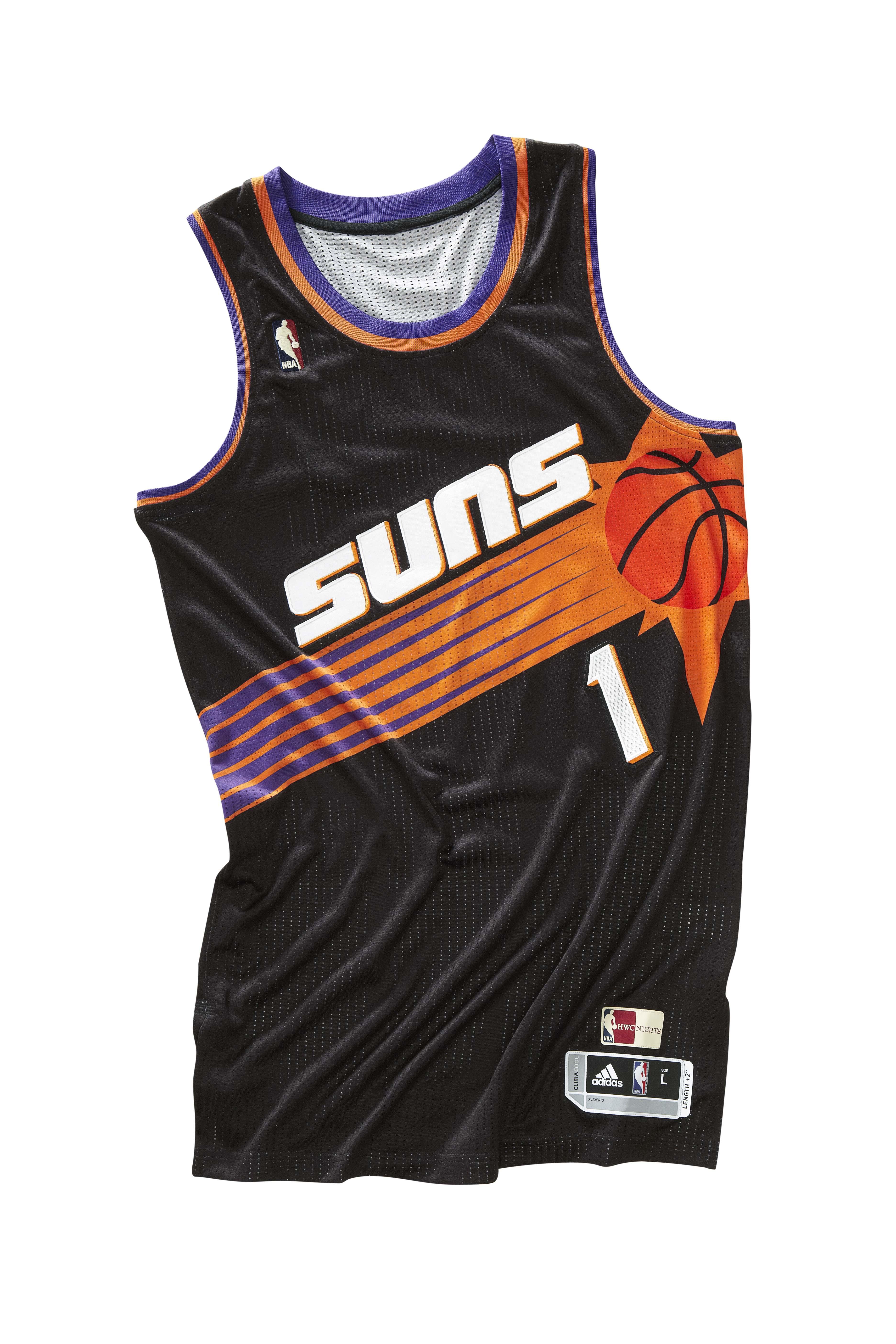 NBA Hardwood Classics - Phoenix Suns -