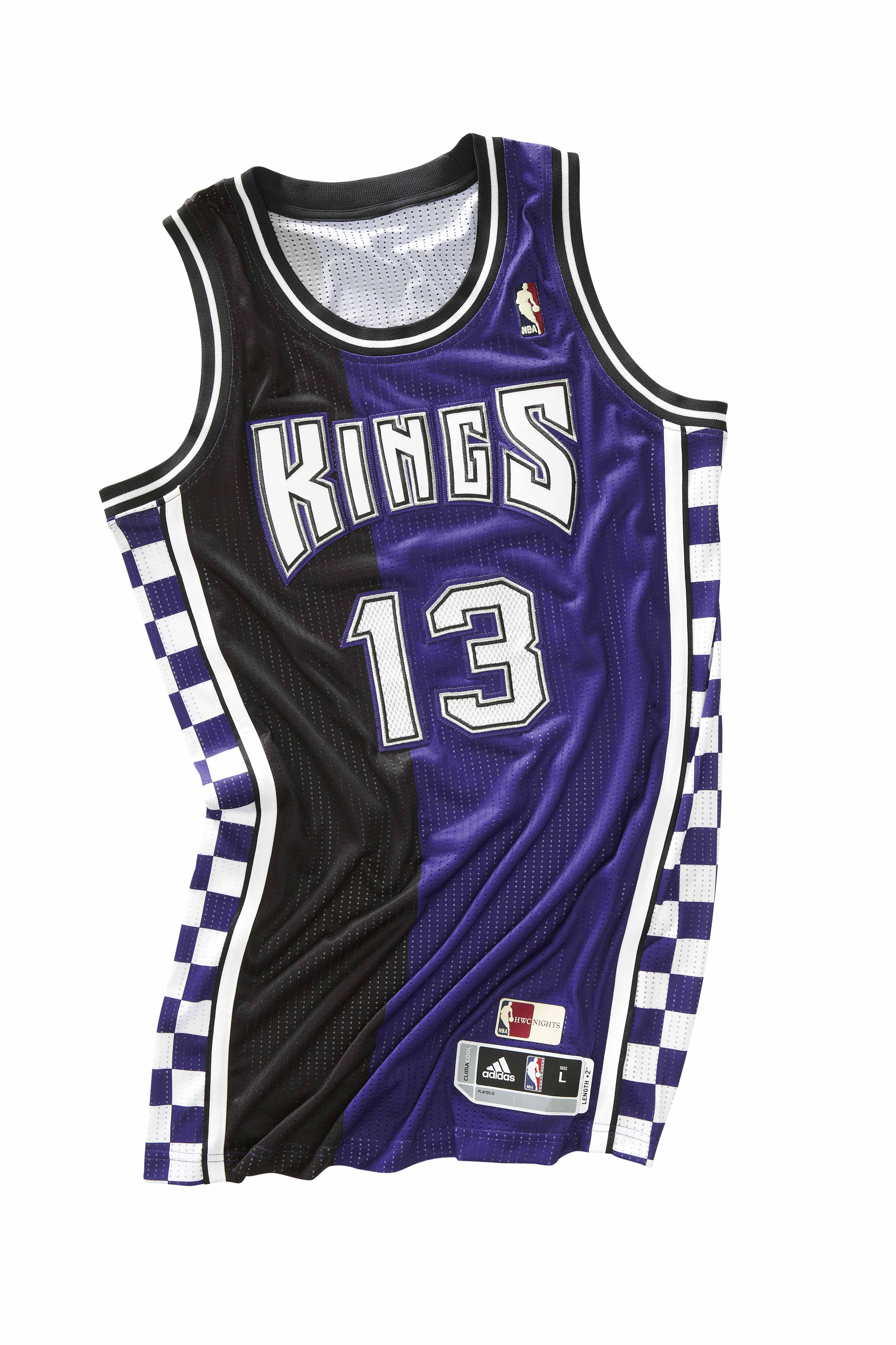 NBA Hardwood Classics - Sacramento Kings