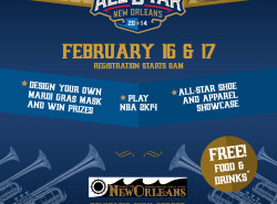 NBA ALL-STAR 2014 Viewing Party presented by BTV and NBA Premium