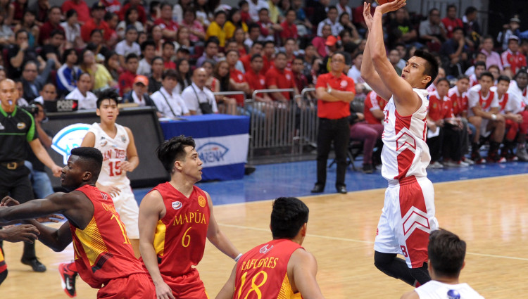 San Beda starts six-peat campaign with win over Mapua