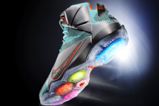 Nike unveils the LeBron 12