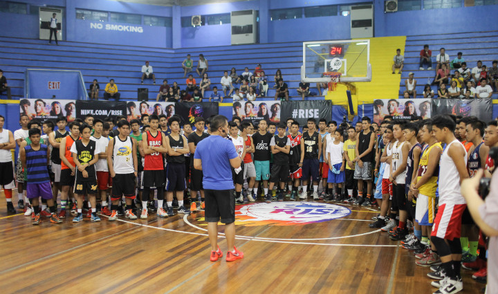 GALLERY: Nike Rise's search continues in Manila, with Cebu and Davao legs next