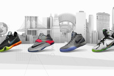 Nike Basketball honors NYC with All-Star collection