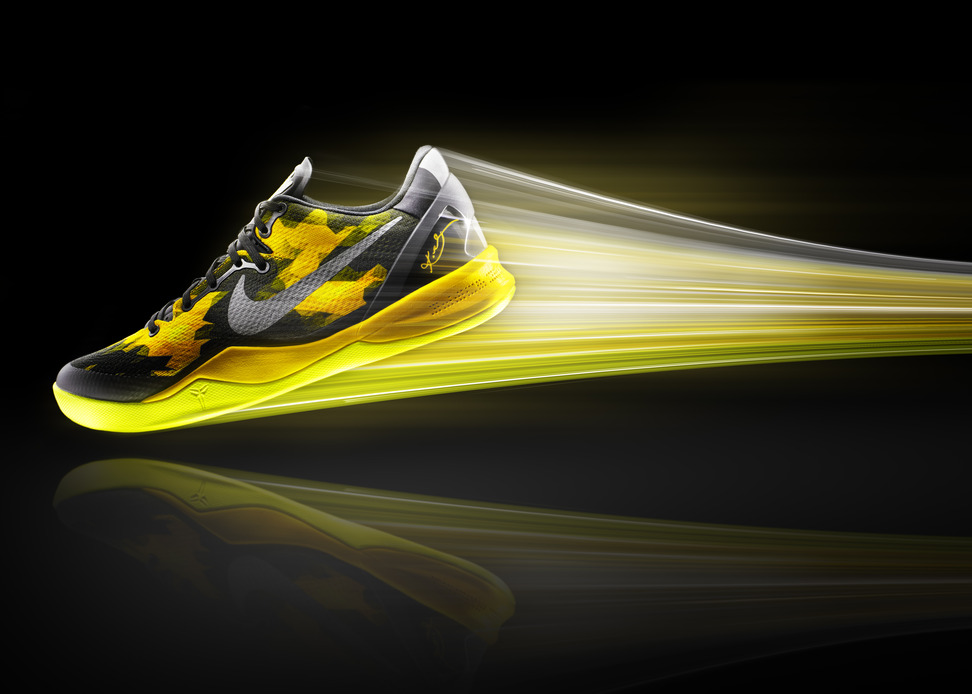 "Kobe Bryant on the new Kobe 8: ""You have to trust it."""