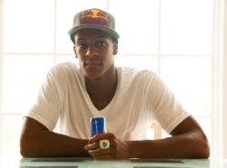 RED BULL PRODUCT OF EUROPE PRESENTS: RAJON RONDO IN MANILA // WIN AN AUTOGRAPHED JERSEY
