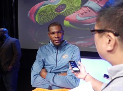 SLAM 1-on-1 with Kevin Durant