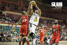 Solomons lead the way for Barako Bull