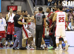 Ginebra coach Frankie Lim fined and suspended for Abueva incident