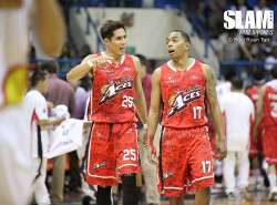 Alaska now on top of the PBA Governors' Cup as they halt SMB's win streak